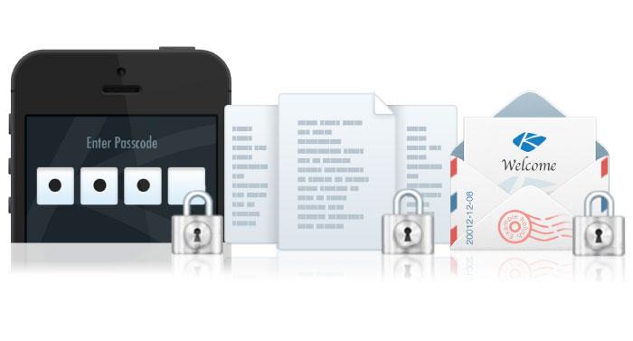 Surfen, Mailen und Dokumente – sicher mit Kaseyas BYOD-Lösung.