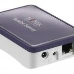 Der Hochleistungs-USB- Device-Server silex SX-DS-4000U2