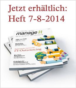 Jetzt erhältlich: Heft 7-8-2014
