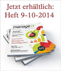 Jetzt erhältlich Heft 9-10-2014