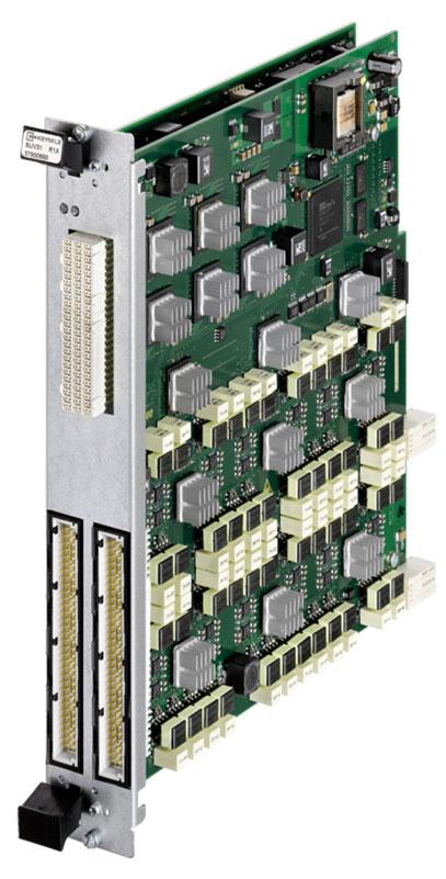 Die VDSL2-Baugruppe für die Multi-Zugangsplattform MileGate von KEYMILE verfügt über eine integrierte Vectoring-Einheit und unterstützt System-Level-Vectoring.