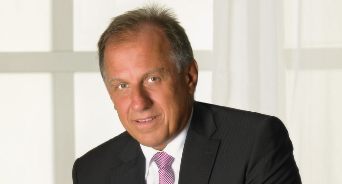 Wilfried Gschneidinger,  CEO IFS Europe Central