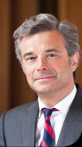 Philippe Oddo, Managing-Partner bei Oddo & Cie