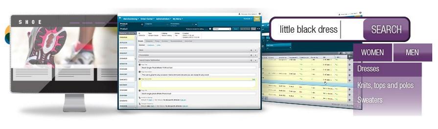 illu demandware Commerce-Plattform