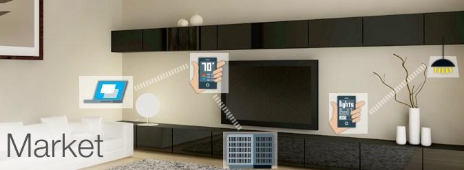 foto bluetooth com smart home