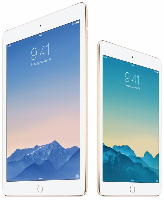 foto c apple ipad air ipad mini