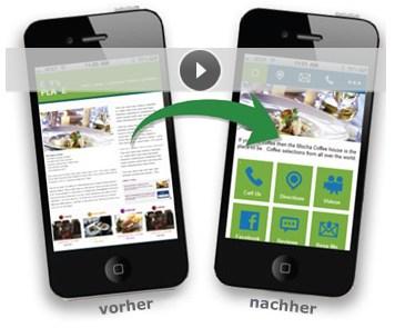 foto verio mobile webseite