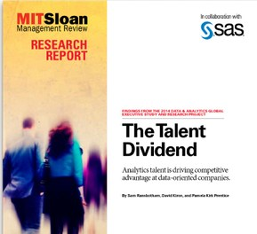 cover mitsloan sas the talent dividend
