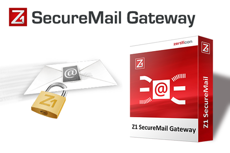 foto zertificon z1 securemail gateway
