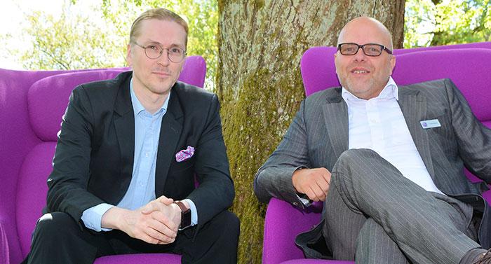 Interview mit Mikko Hypponen beim AIN der AXSOS AG