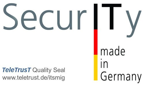 logo teletrust security made in germany
