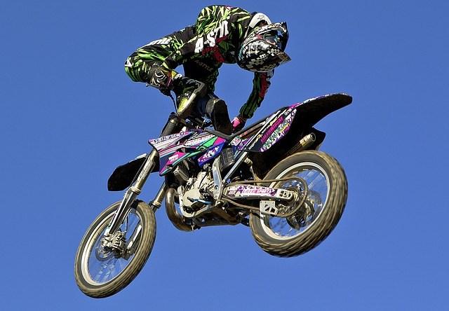 foto cc0 risiko motorrad