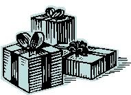 illu weihnacht pakete db free