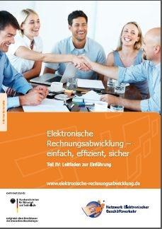 cover neg bmwi leitfaden elektronischer rechnungsprozess