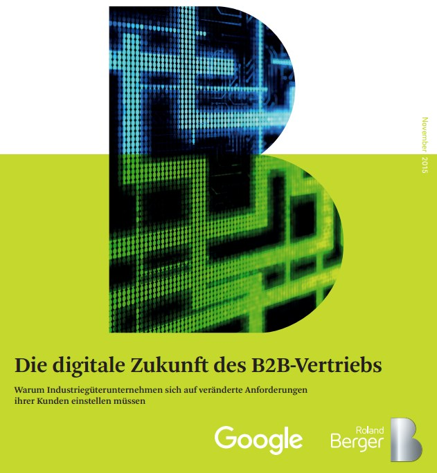 cover roland berger b2b-vertrieb