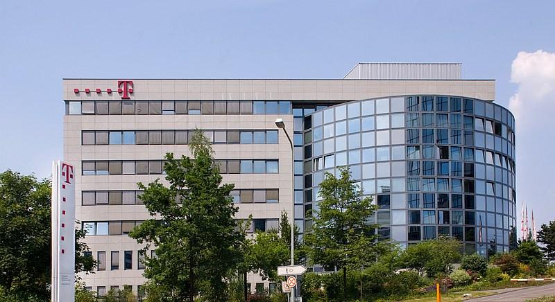 foto T-Systems Zentrale Frankfurt