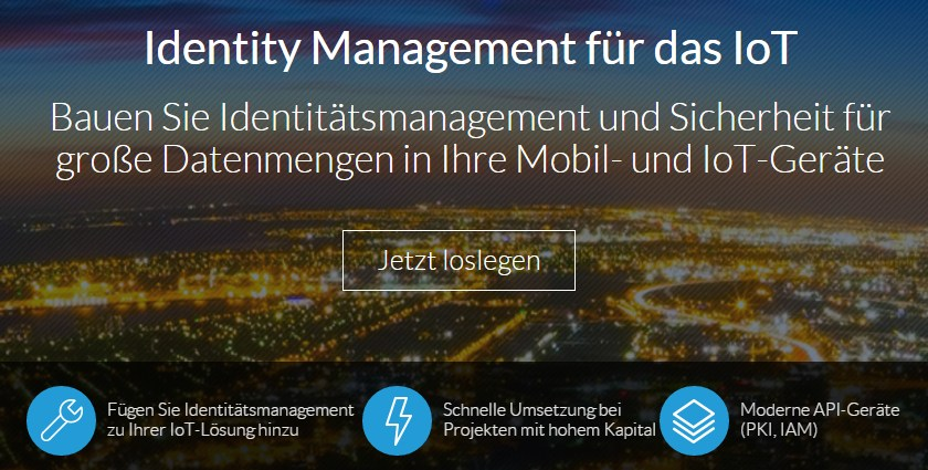 screenshot (c) globalsign IAM IoT