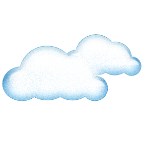 Cloud 1 MS Clipart free