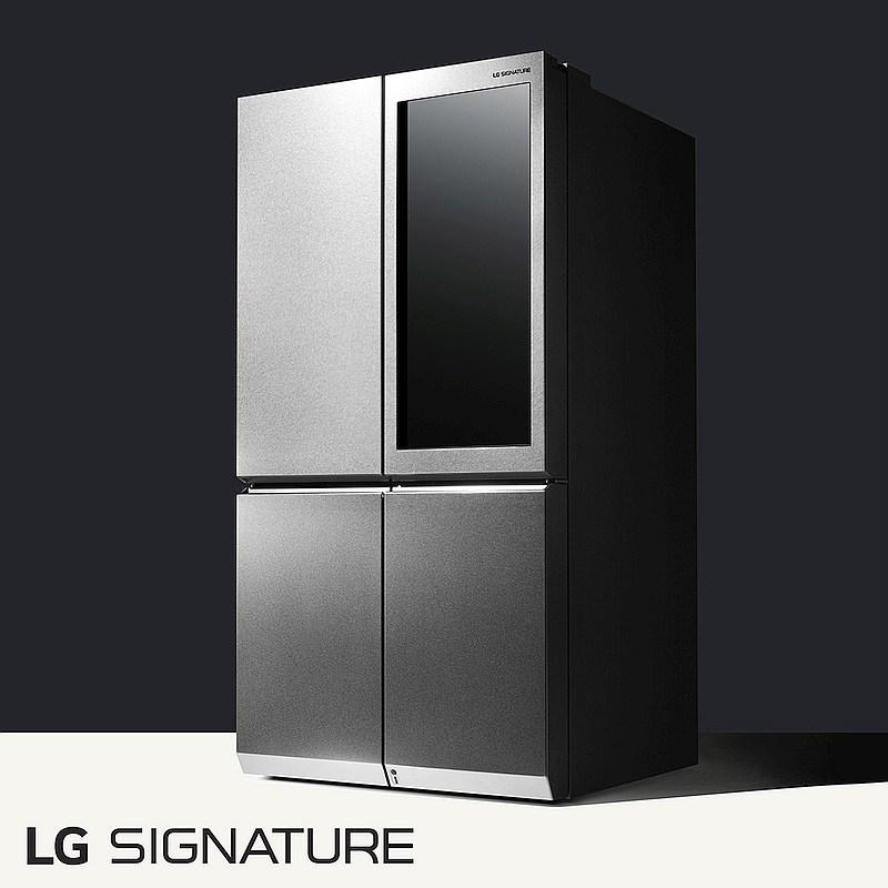 foto lg signature refrigerator
