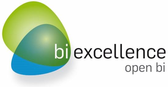 logo bi excellence software open bi