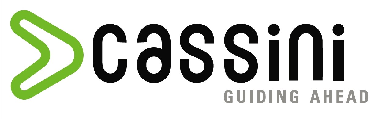 logo cassini consulting guiding ahead