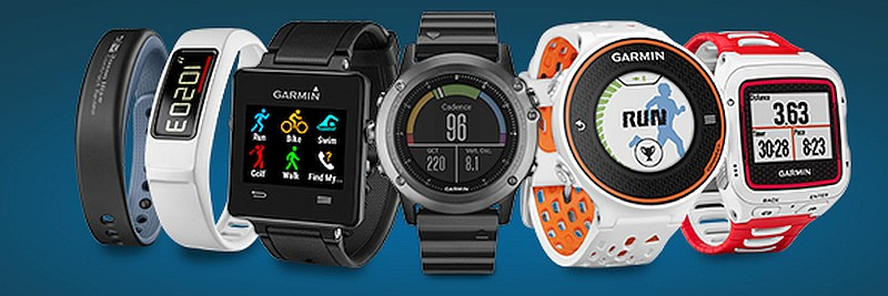foto garmin wearable technologiy
