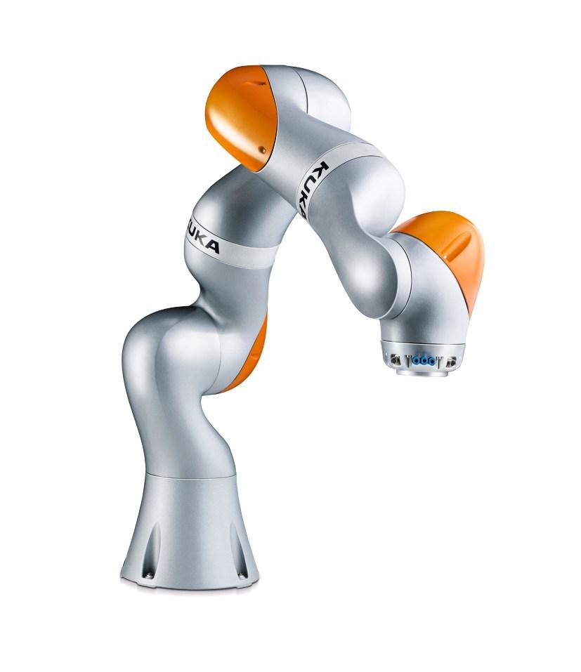 foto kuka roboter lbr iiwa