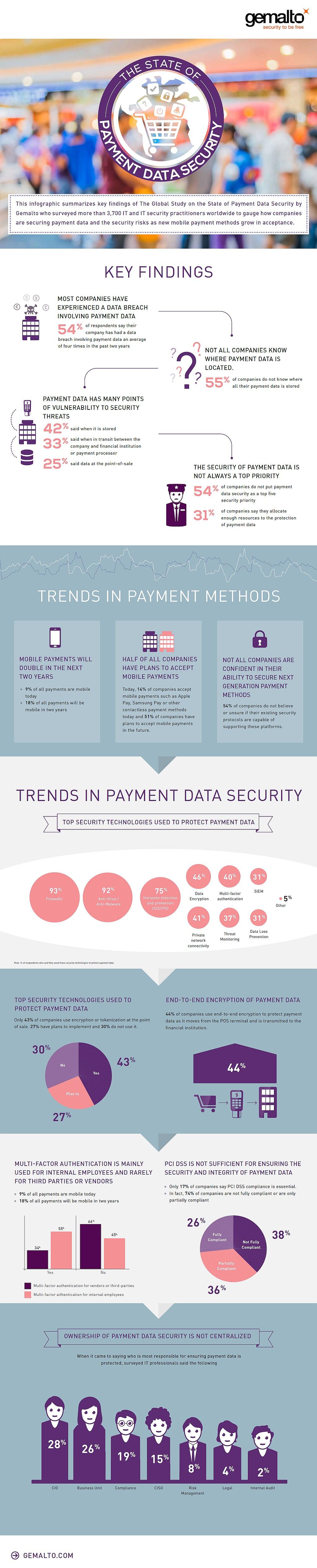 infografik gemalto payment security