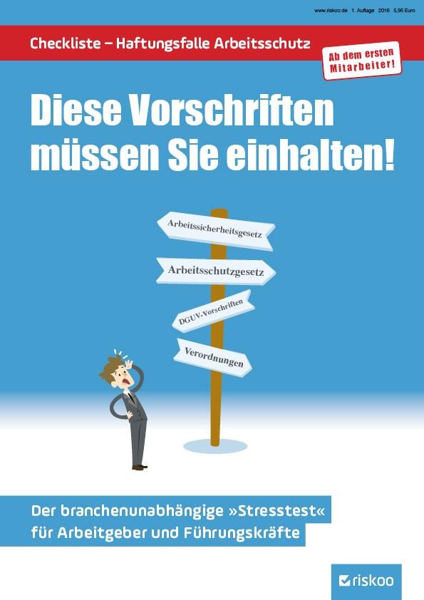 cover riskoo checkliste arbeitsschutz