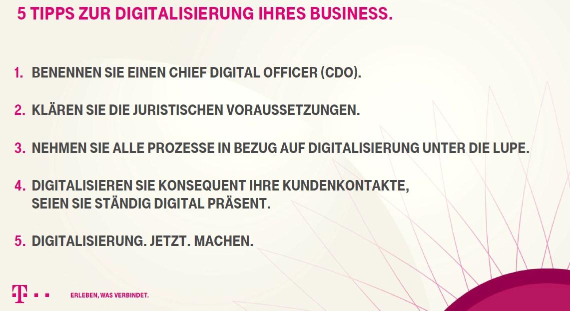 grafik dtag tipps digitalisierung business