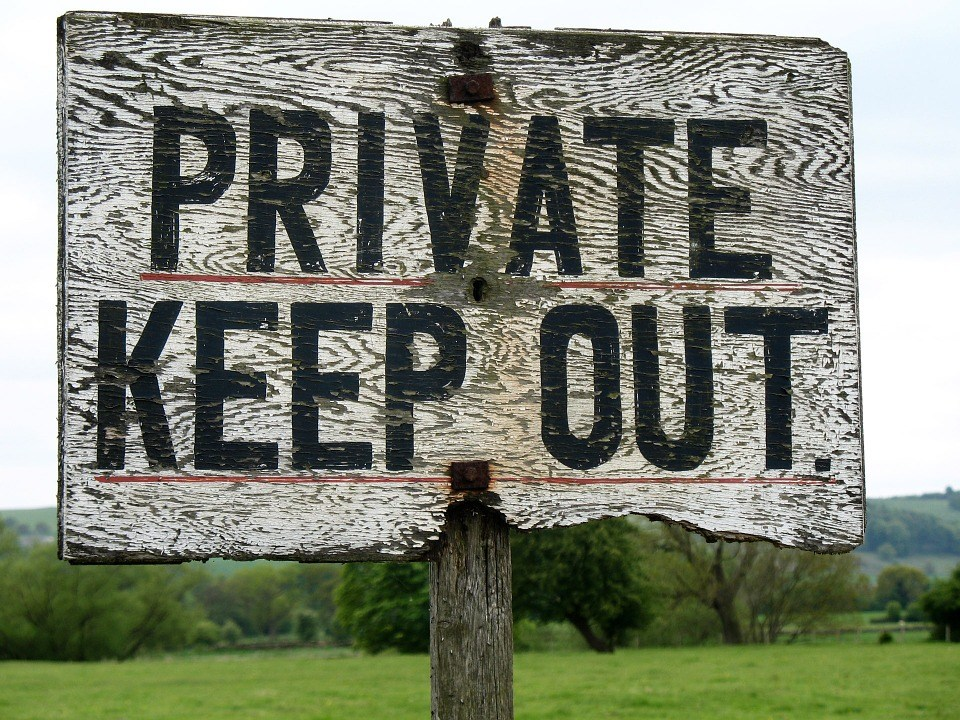 foto cc0 pixabay pdp private keep out