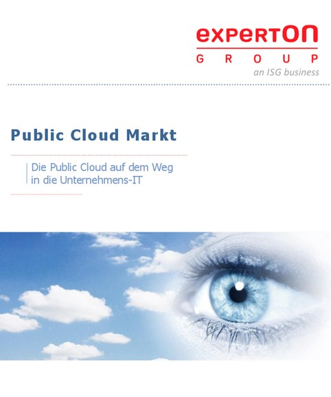 cover (c) experton t-systems public cloud markt