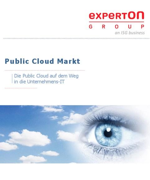 cover (c) experton t-systems public cloud markt