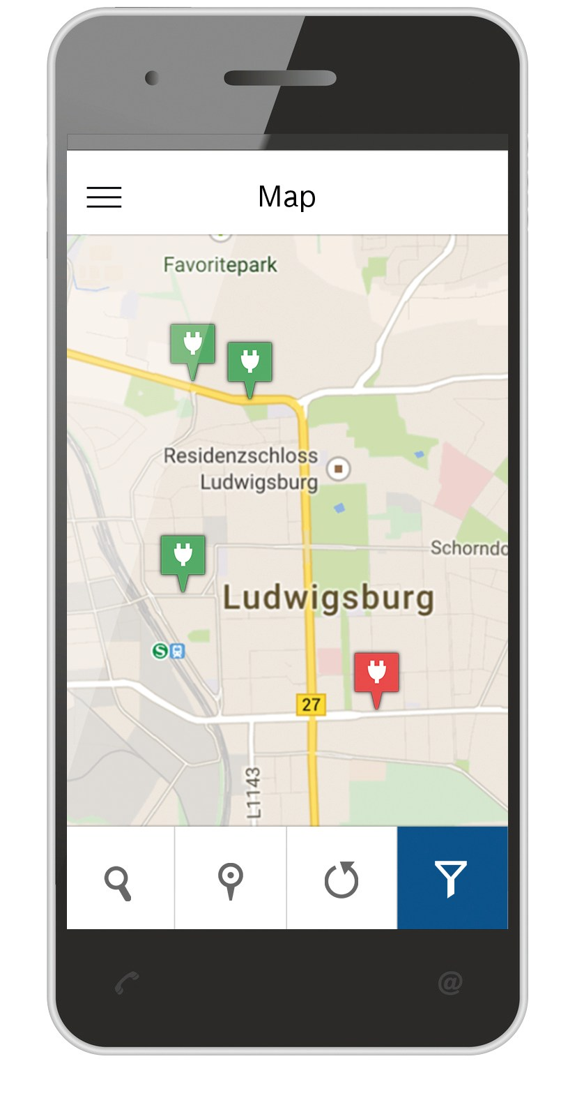 foto bosch_si_charging_app map