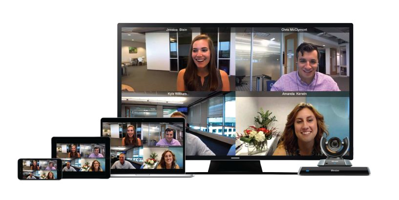 foto screen (c) lifesize video conferencing