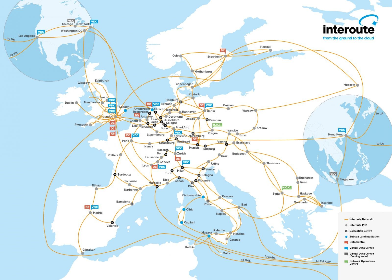 grafik interroute netzwerk data center
