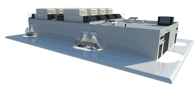 ICTroom Modular Datacenter IMD