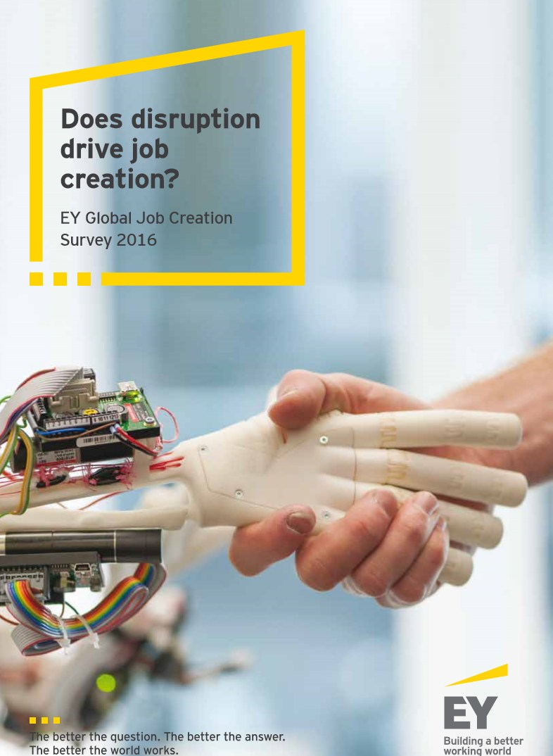 cover (c) ernst young disruption job creation