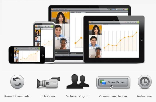 screen (c) digitalsamba onsync webkonferenz