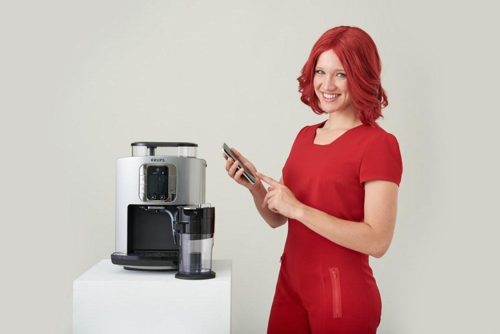 foto (c) ifa 2016 krups kaffeemaschine