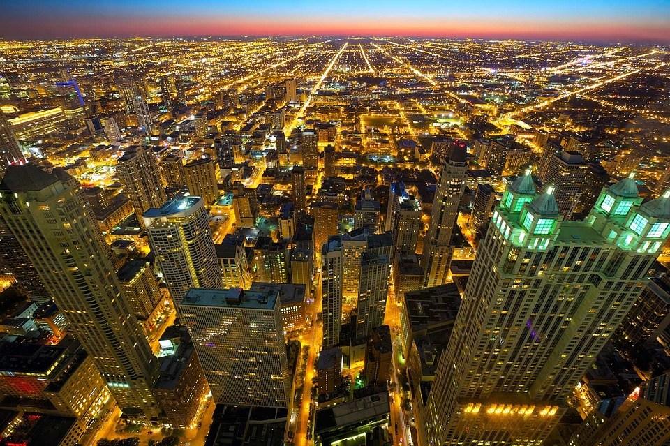 foto-cc0-pixabay-unsplash-chicago-stadt-nacht