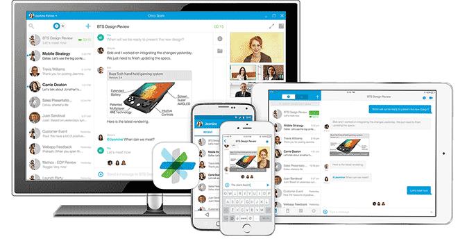 Durchgängiges Design und intuitive Bedienung unterstützen eine effiziente Kommunikation auf den zur Verfügung stehenden Geräten.