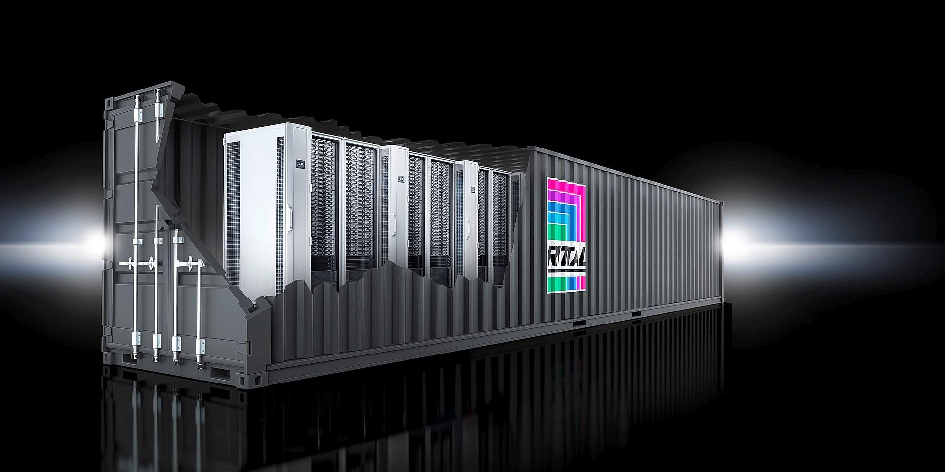 Bildergebnis für modulare rechenzentren im container