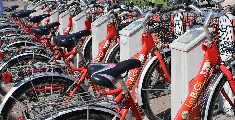 foto cc0 pixabay sferrario1968 bike sharing fahrrad