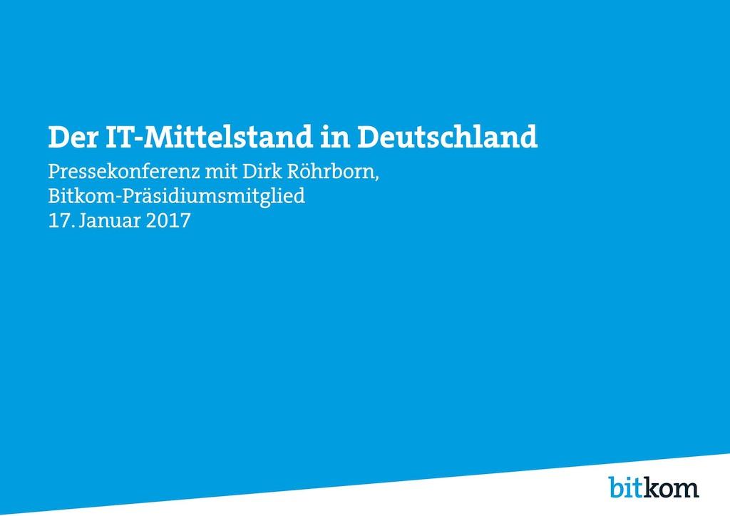 grafik bitkom it-mittelstand 20171
