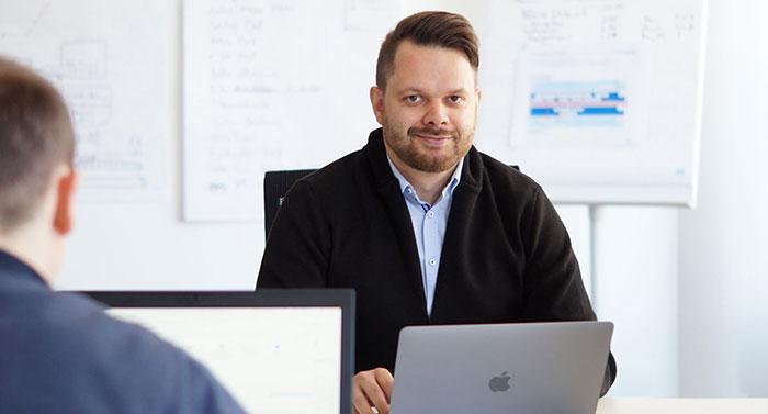 Andreas Frary, Head of Innovation and Marketing, bridgingIT