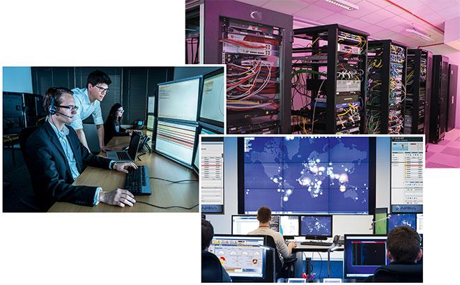 Der SOC-Service ist eine anpassungsfähige Lösung, die Unternehmen einen verbesserten Schutz bietet. Sie beinhaltet die Konzeption und Implementierung eines Sicherheits-Operationszentrums, einschließlich der Prüfung und Konfiguration von Tools sowie dem Übergang zu Sicherheits-Monitoring-Tools.