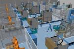 Drei einfache Schritte zum Einstieg in die 3D-Fabrikplanung
