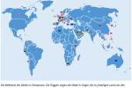 Die Welt liebt »Made in Germany«: Deutsche Waren auf Platzeins