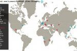 Das sind die teuersten Städte derWelt